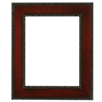 Paris Rectangle Frame # 832 - Rosewood