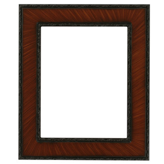 Paris Rectangle Frame # 832 - Vintage Cherry