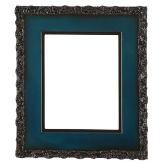 Williamsburg Rectangle Frame # 844 - Royal Blue