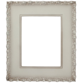 Williamsburg Rectangle Frame # 844 - Taupe