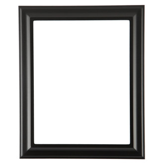 Messina Rectangle Frame # 871 - Matte Black