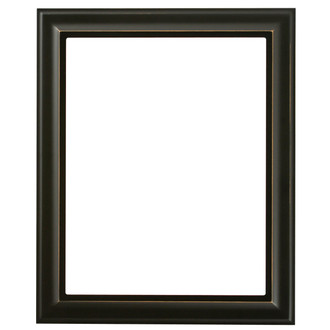 Messina Rectangle Frame # 871 - Rubbed Black