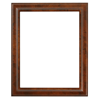 Messina Rectangle Frame # 871 - Venetian Gold