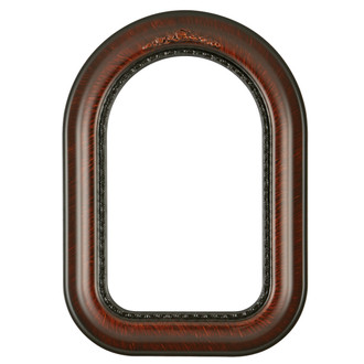 Boston Cathedral Frame #457 - Vintage Walnut