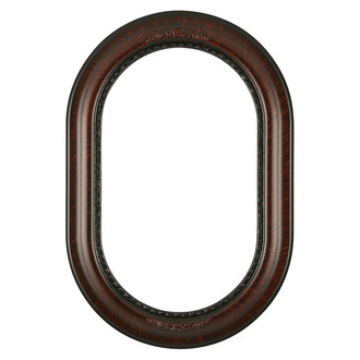 Boston Oblong Frame #457 - Vintage Walnut