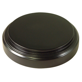 Matte Black Base - Glass Dome Included