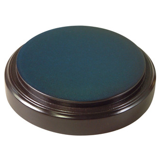 Royal Blue Base - Glass Dome Included