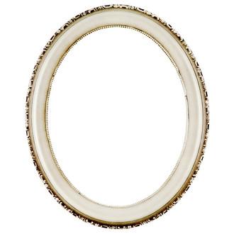 Kensington Oval Frame # 401 - Taupe