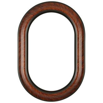 Lancaster Oblong Frame #450 - Vintage Walnut