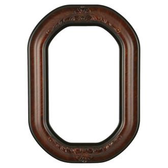 Winchester Octagon Frame #451 - Vintage Walnut