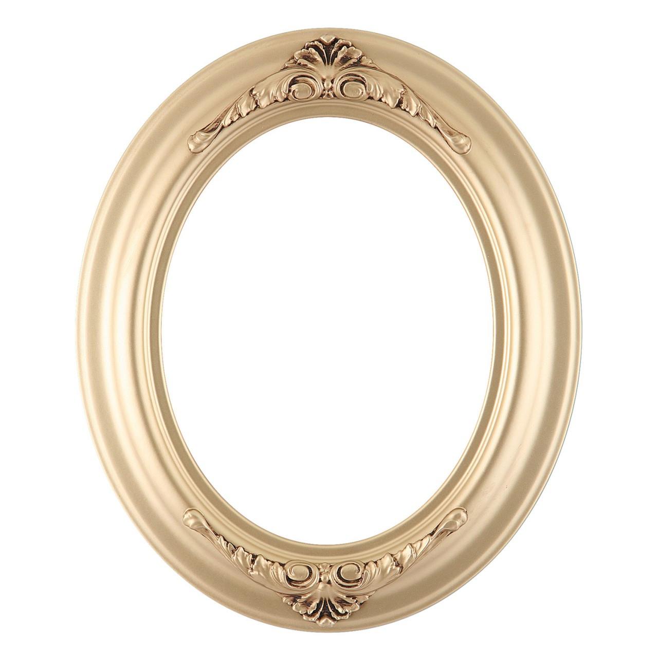 Home Picture Frames Oval Frames Winchester Oval Frame  451 - Gold    Oval Vintage Frames Png