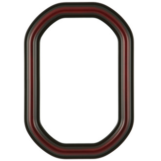 Philadelphia Octagon Frame #460 - Rosewood