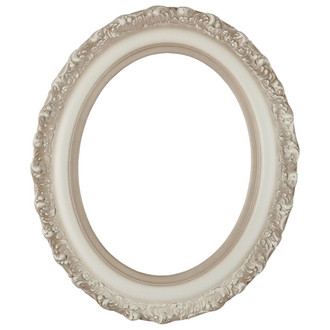 Venice Oval Frame # 454 - Taupe