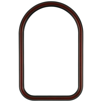 Saratoga Cathedral Frame #550 - Vintage Cherry