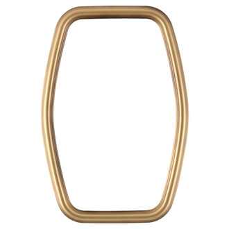 Saratoga Hexagon Frame #550 - Desert Gold