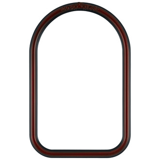 Contessa Cathedral Frame #554 - Vintage Cherry