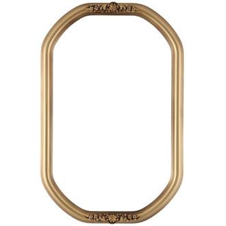 Contessa Octagon Frame #554 - Desert Gold
