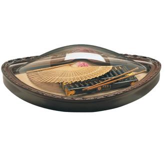 Acrylic Dome - Fan