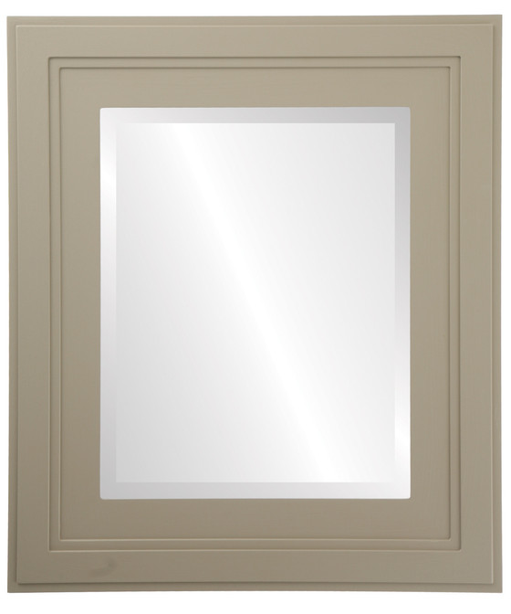White Rectangle Mirrors from $136| Palomar Indian River| Free Shipping