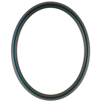 Saratoga Oval Frame # 550 - Royal Blue
