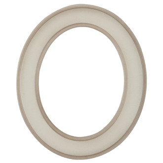 Montreal Oval Frame # 830 - Taupe