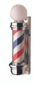 Twin light barbers pole