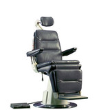 980 Exam Chair in Charcoal