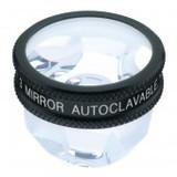 Ocular OG3MAC-10 Autoclavable Three Mirror - 10mm