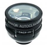 Ocular OG3MAC-15 Autoclavable Three Mirror 10MM Lens With 15MM Flange