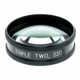 Ocular MaxLight Triple Two Panfundus 22D Lens