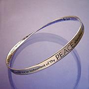 Good Scents Infinity Bracelets