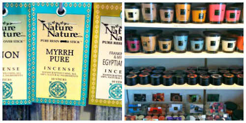 Nature Nature incense & Root candle