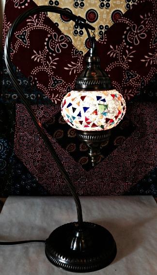 Turkish Lamp Gooseneck Multi
