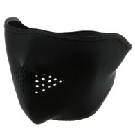 Ski Half Face Mask - Front View