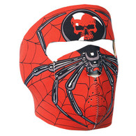 Spider Neoprene Face Mask