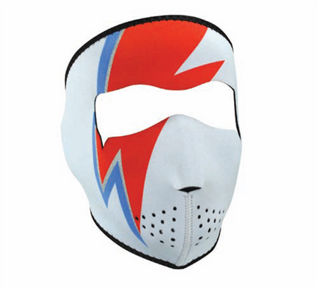 Bowie Neoprene Face Mask