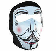 Vendetta Neoprene Face Mask