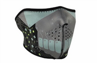 Robot Neoprene Face Mask