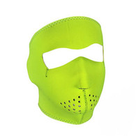 Safety Yellow Ski Mask