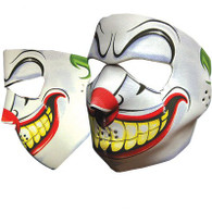 Evil Clown Ski Mask