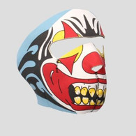 insane clown neoprene face mask