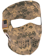 Army Combat Uniform Ski Face Mask