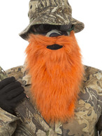 Orange Beard Ski Mask