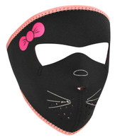 Youth Hello Kitty Neoprene Ski Mask