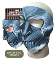 White Walker Ski Mask