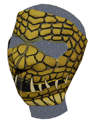 Gator Neoprene Face Mask