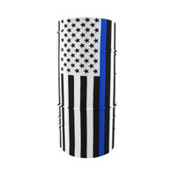 Thin Blue Line Motley Tube