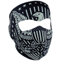 Vintage Eagle Neoprene Ski Mask