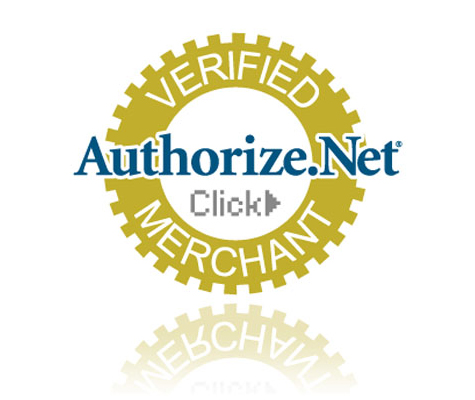 Authorize.net is our credit card procssor