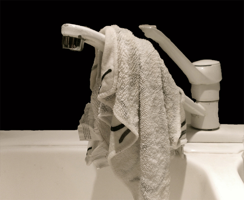 One of the dirtiest things in your house might be towels